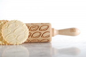 AMERICAN FOOTBALL - embossing rolling pin